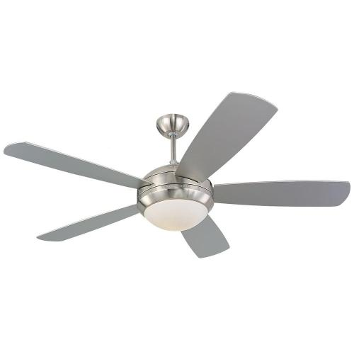 small resolution of brushed steel silver ceiling fan