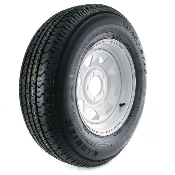 14 Load Range C Tire and Wheel