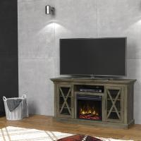 Classic Flame Cottage Grove 53.80 in. Media Console ...