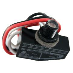 External Photocell Switch Wiring Diagram 2005 Dodge Caravan Fuse Box Defiant 500 Watt 7 16 In Mini Button Outdoor Dusk To Dawn Light