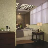 Fasade Nettle 96 in. x 48 in. Decorative Wall Panel in ...