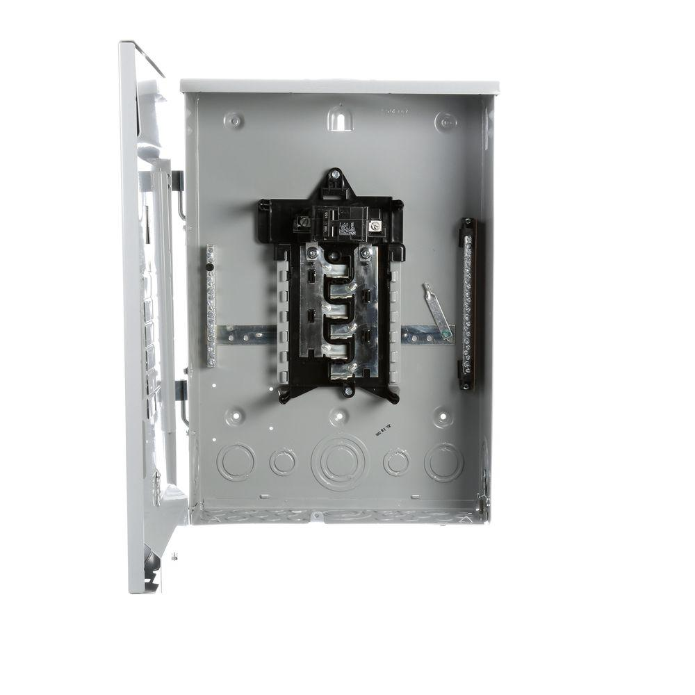 medium resolution of murray breaker boxes power distribution the home depot100 amp 12 space 24 circuit outdoor main breaker