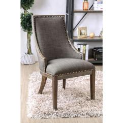 Contemporary Accent Chair French Bedroom Nz Iqaluit Gray Color Cm Ac6075 The Home Depot