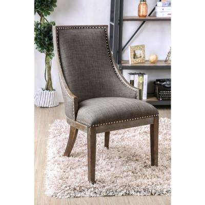 tub fabric accent chair patchwork office gumtree wingback chairs the home depot iqaluit gray color contemporary