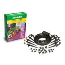 Rain Bird 40-piece Patio Plant Watering Kit-patiokit