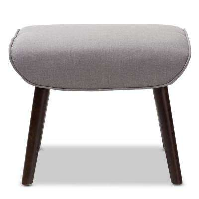 living room footstool designs with black furniture stool ottomans the home depot alden light gray