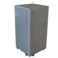 Sportsman Folding Steel Fire Cage and Fire Pit Screen ...