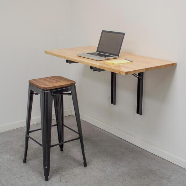 Folding Kitchen Utility Table Wall Mounted Multi-purpose