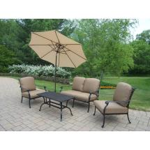 4-5 Person - Outdoor Lounge Furniture Patio
