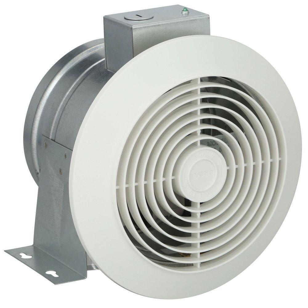 60 CFM White Ceiling Exhaust Fan