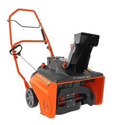 two stage electric start gas snow blower with headlight yb6770 the home depot [ 1000 x 1000 Pixel ]