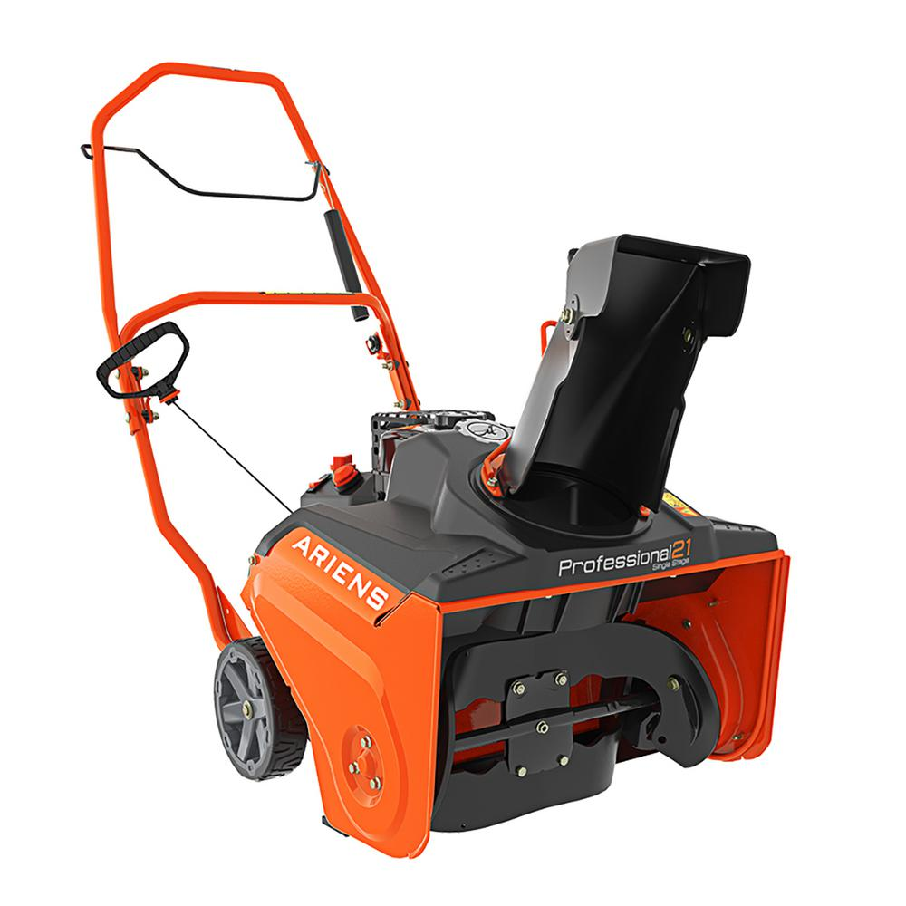 hight resolution of two stage electric start gas snow blower with headlight yb6770 the home depot