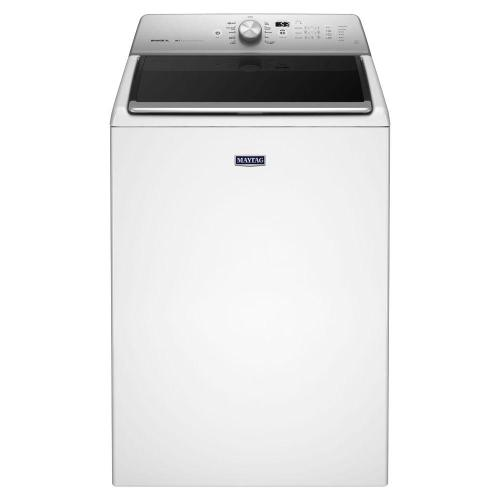 small resolution of 5 3 cu ft high efficiency white top load washing machine with deep clean option energy star