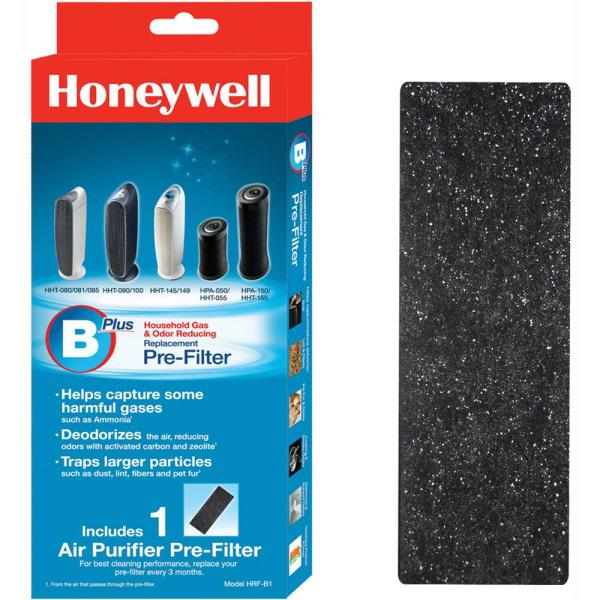 Honeywell Premium Odor Reducing Air Purifier Pre-filter-hrf-b1 - Home Depot
