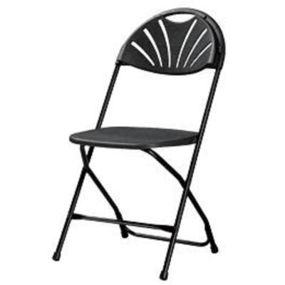 heavy duty folding chairs outdoor chair cover hire gillingham lifetime white set of 4 80359 the home depot commercial fan back resin with comfortable contoured