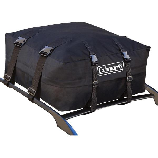 Coleman 33.8 In. X 32.6 15.7 Water Resistant Rooftop Cargo Carrier-cm-wrcc - Home