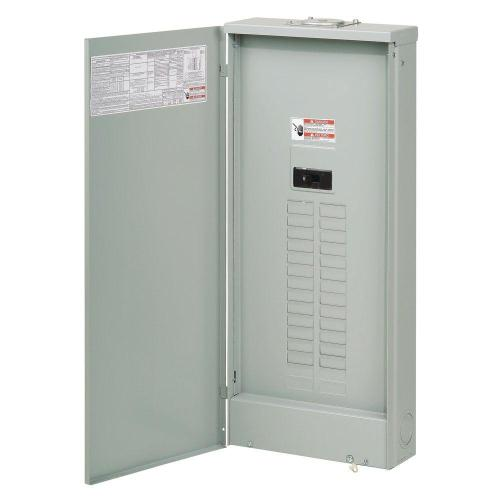 small resolution of br 225 amp 42 space 42 circuit outdoor main breaker loadcenter with cover