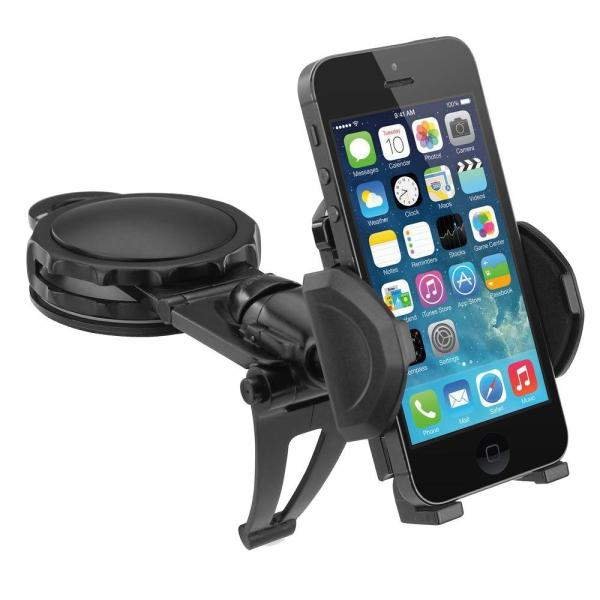 Macally Universal Fully Adjustable Car Dash Mount for