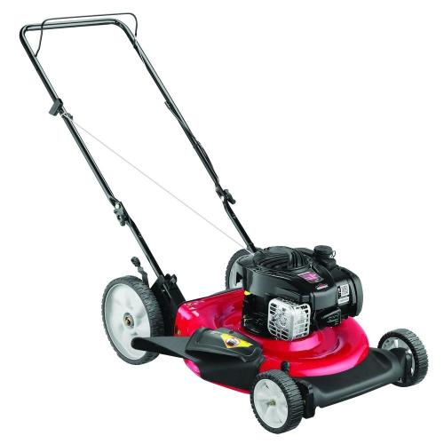 small resolution of 140cc walk behind gas push mower