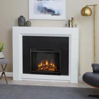 Real Flame Colton 48 in. Ventless Electric Fireplace in ...