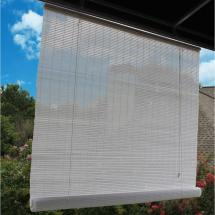 Roll Window Blinds Patio Sun Shade 48 In. X 72 In