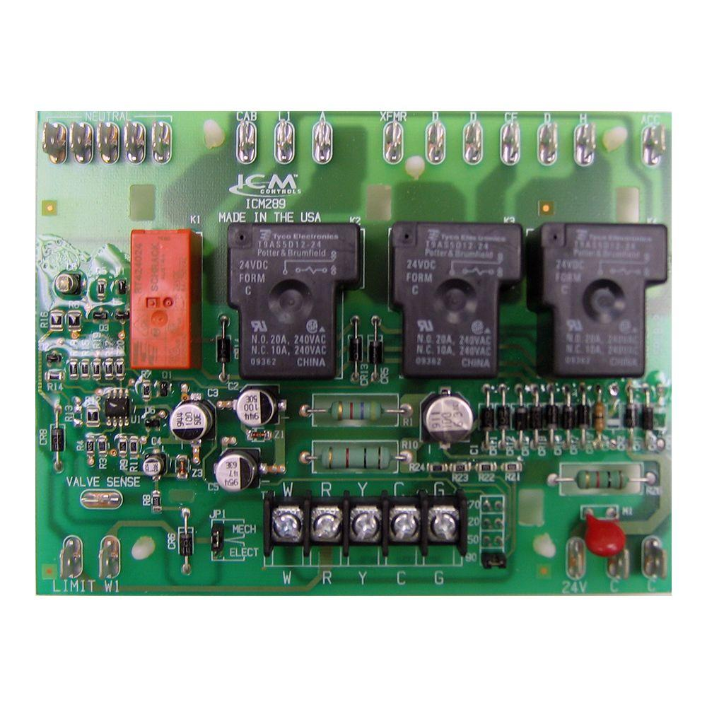 medium resolution of lennox furnace control board