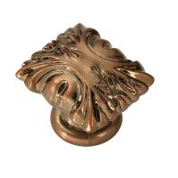 Hickory Hardware Ithaca 1 in. Antique Rose Gold Cabinet ...