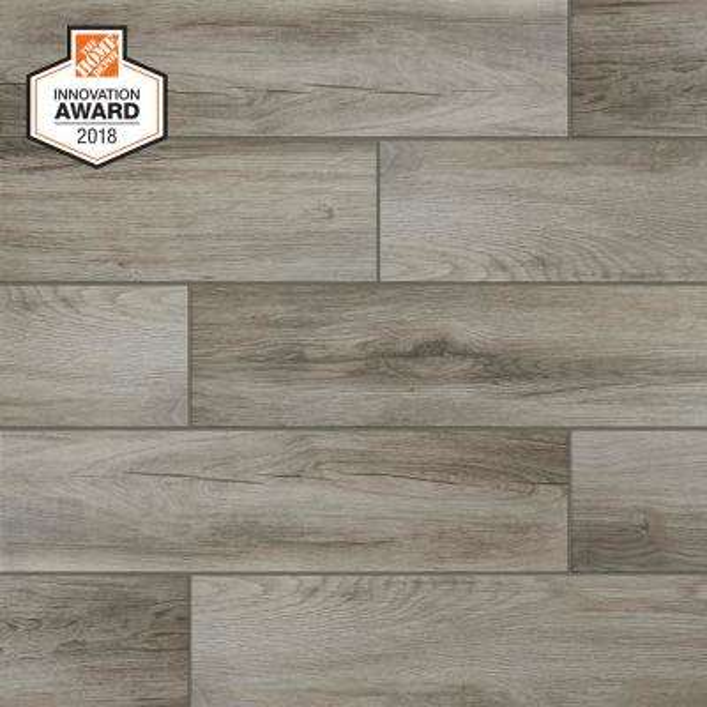 kitchen tile floor mission style hardware backsplash porcelain lifeproof flooring the home depot and wall 14 55