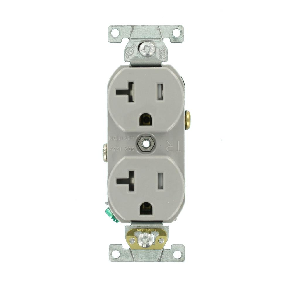 Contemporary Leviton Electrical Receptacles Ensign - Wiring Diagram ...