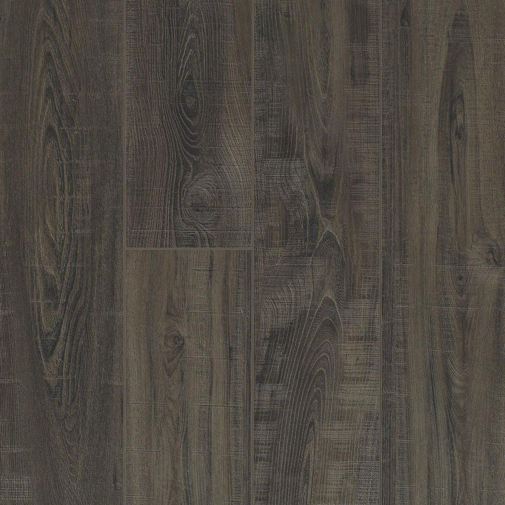 Shaw Primavera 7 in x 48 in Coffee Resilient Vinyl Plank