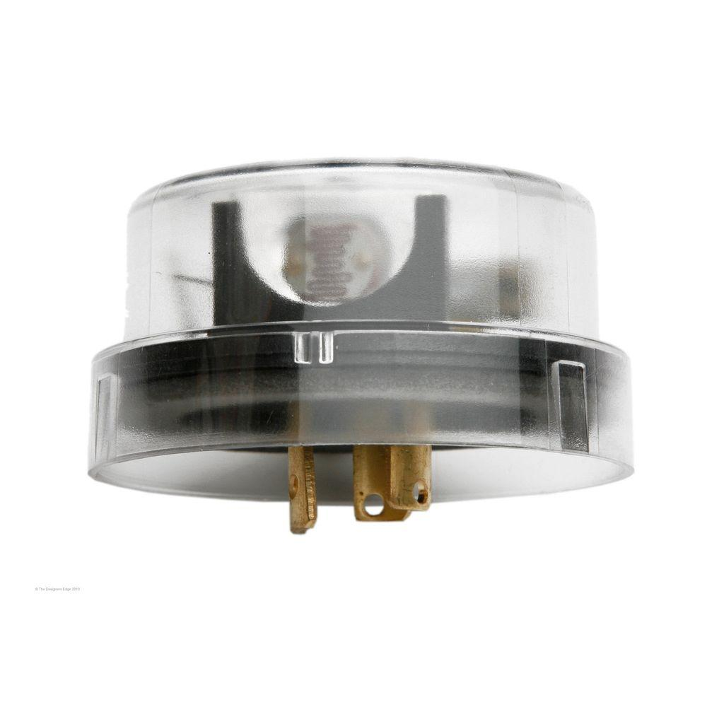 hight resolution of designers edge twist lock dusk to dawn photo cell l4700 the home depot