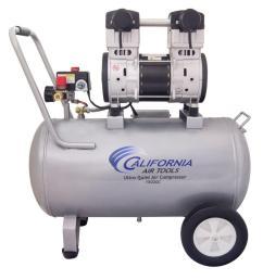 california air tools 15 gal 2 0 hp ultra quiet and oil free air compressor [ 1000 x 1000 Pixel ]