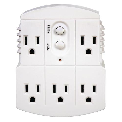 small resolution of tower manufacturing corporation gfci 5 outlet adapter