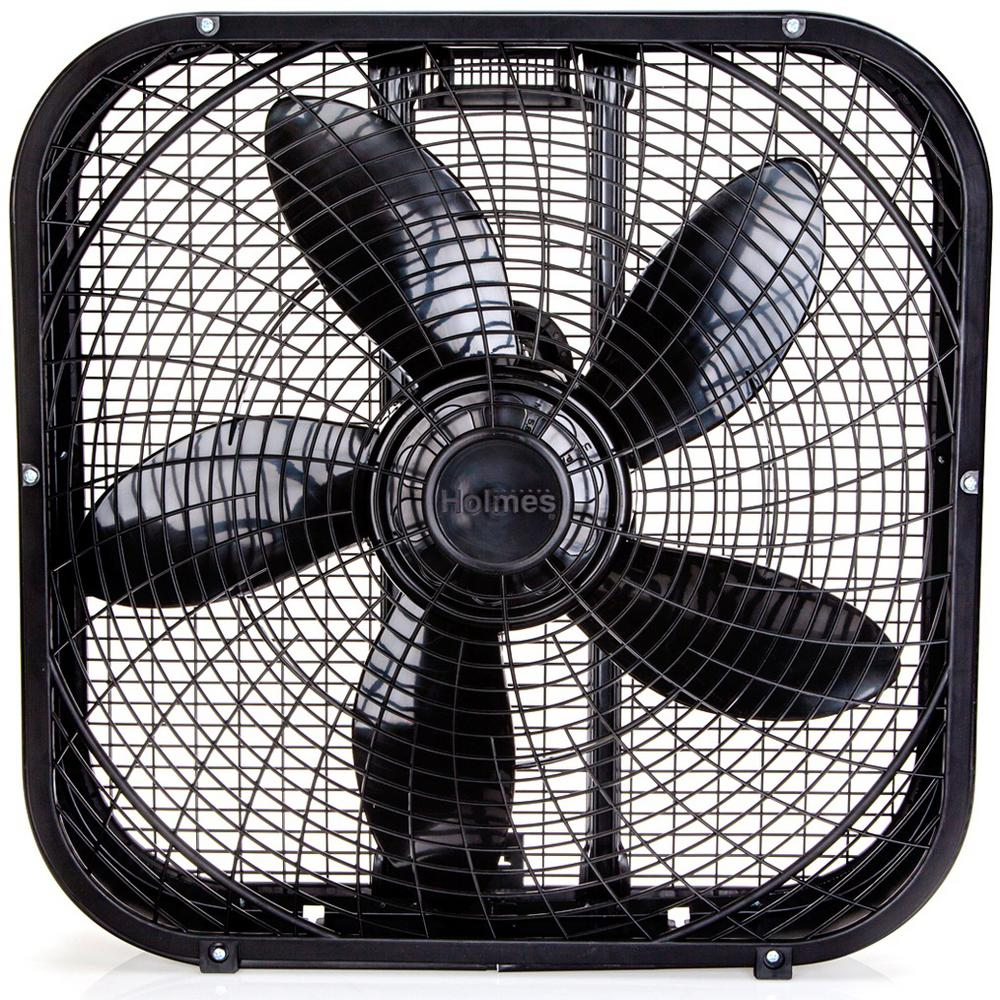 hight resolution of holmes 20 in 3 speed box fan hbf2001dpbm the home depot holmes box fan fuse