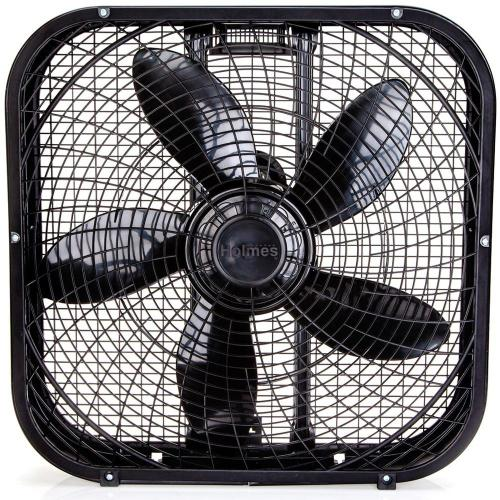 small resolution of holmes 20 in 3 speed box fan hbf2001dpbm the home depot holmes box fan fuse
