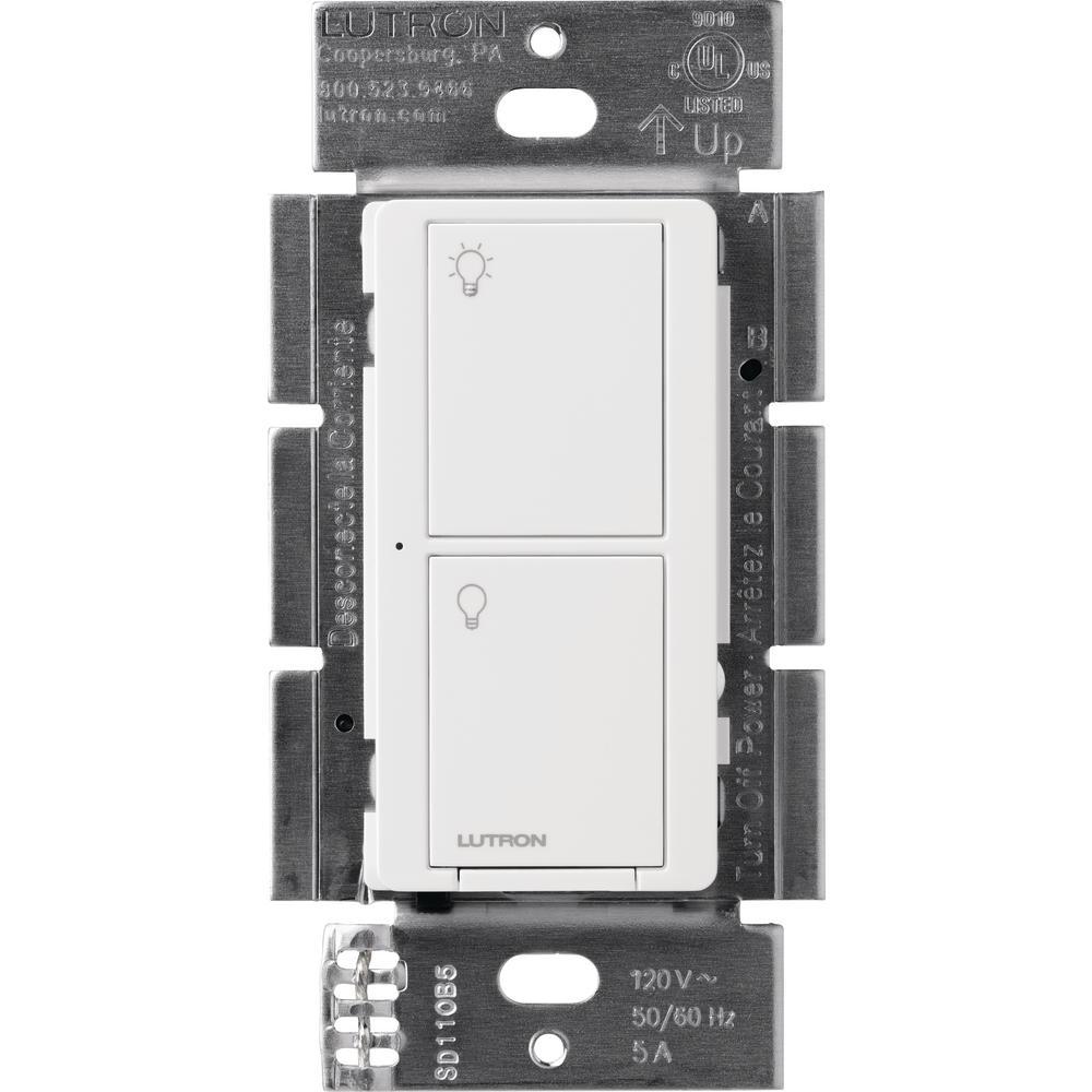 medium resolution of caseta wireless smart lighting switch for all bulb types or fans white