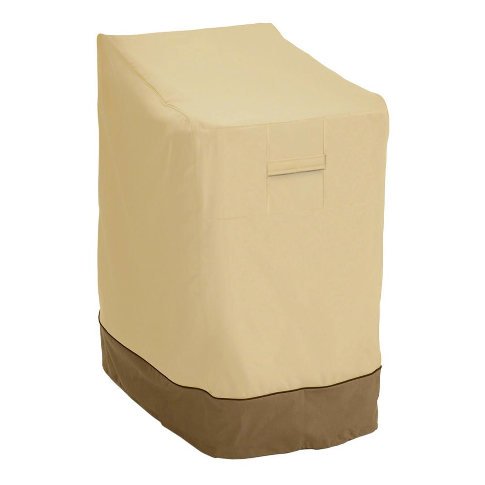 yellow chair covers round target classic accessories veranda stackable patio cover 78972 the