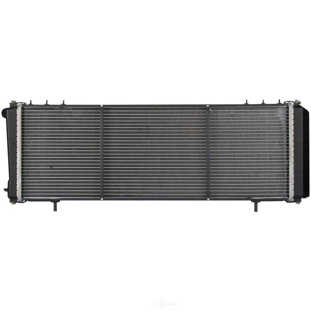 hight resolution of radiator fits 1987 1990 jeep cherokee comanche cherokee comanche wagoneer