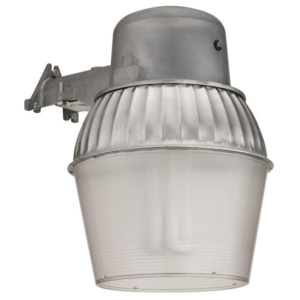 reviews for lithonia lighting 65 watt cfl wall mount outdoor gray fluorescent area light oals10 65f 120 p lp m4 the home depot