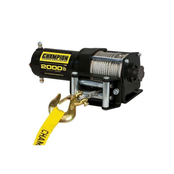 Champion Power Equipment Winch