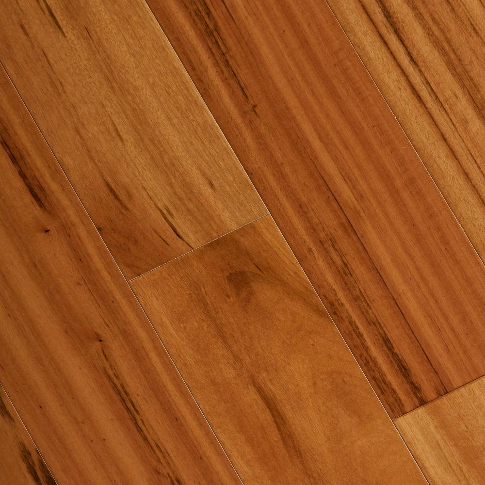 Home Legend Tigerwood 38 in Thick x 5 in Wide x Varying