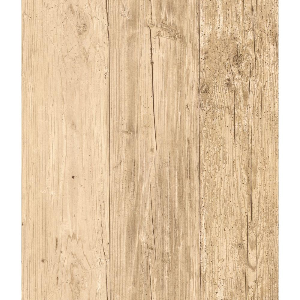 York Wallcoverings Wood Plank WallpaperFK3929  The Home