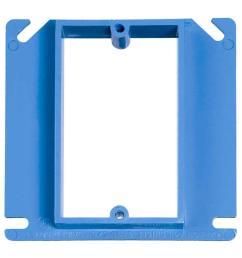 wrg 6251 fuse box extension 1 gang ent box cover [ 1000 x 1000 Pixel ]