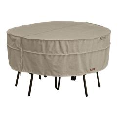 Large Round Patio Table And Chairs Diy Toddler Wood Classic Accessories Montlake Chair Set Cover 55 658 046701 Rt The Home Depot