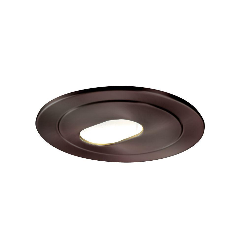 Halo 4 In White Recessed Lighting Low Voltage Trim With