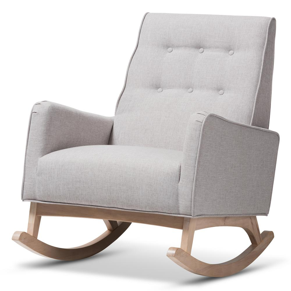 cheap modern rocking chair giraffe baxton studio marlena light gray fabric 143 7842 hd