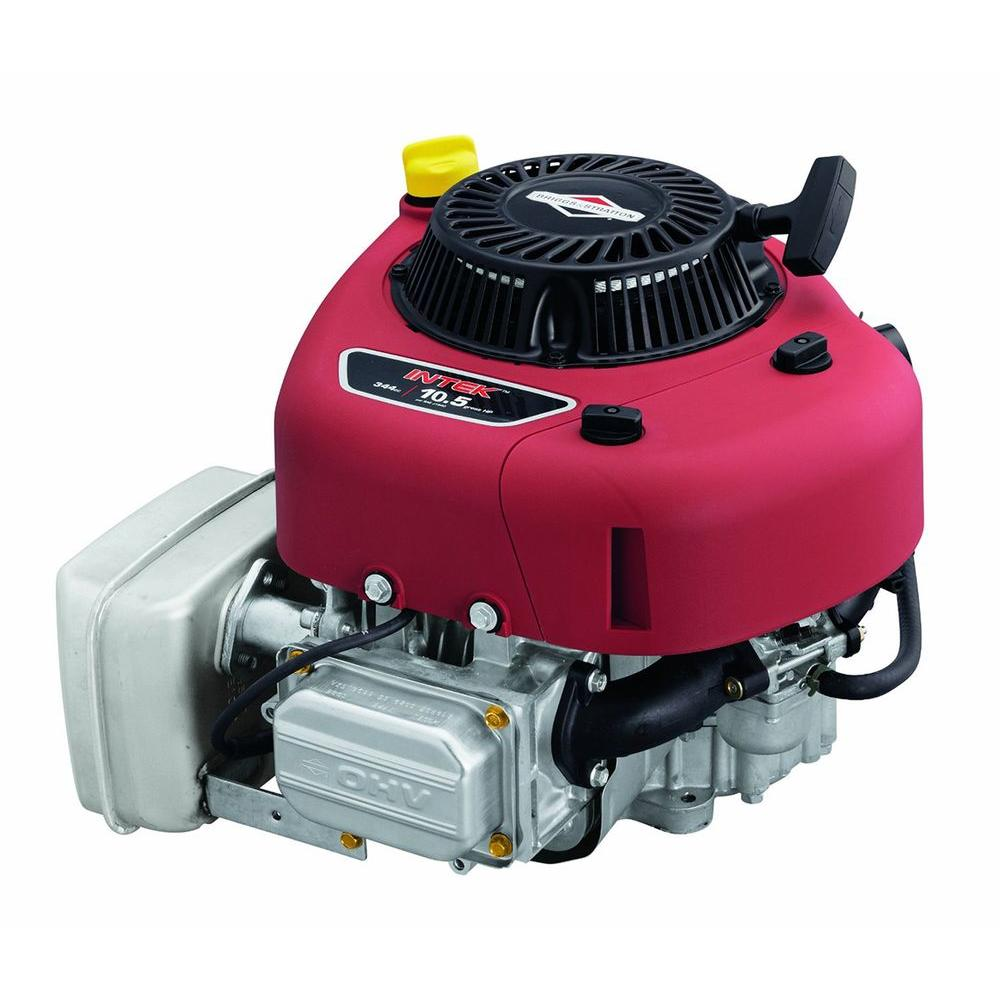 hight resolution of briggs stratton 10 5 hp vertical ohv engine 21r707 0011 g1 the