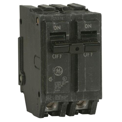 small resolution of ge q line 20 amp 2 in double pole circuit breaker