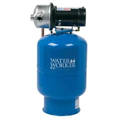 small resolution of water worker city water pressure booster system with 14 gal well tank 1