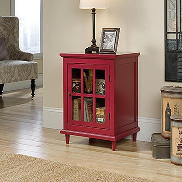 Sauder Barrister Lane Red End Side Table-420145 - Home